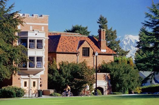 Campus Living · University of Puget Sound