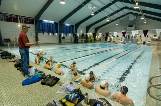Tacoma Back Pages >> Wallace Memorial Pool · University of Puget Sound