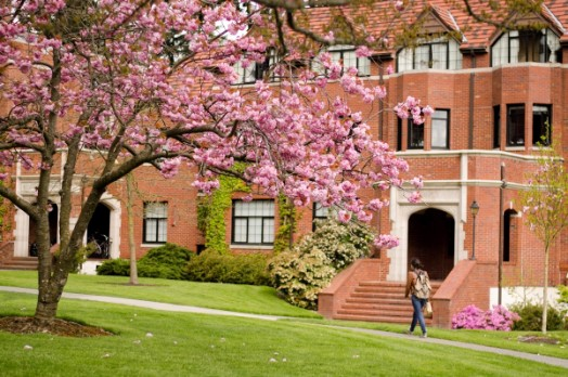 Tacoma Back Pages >> About Puget Sound · University of Puget Sound