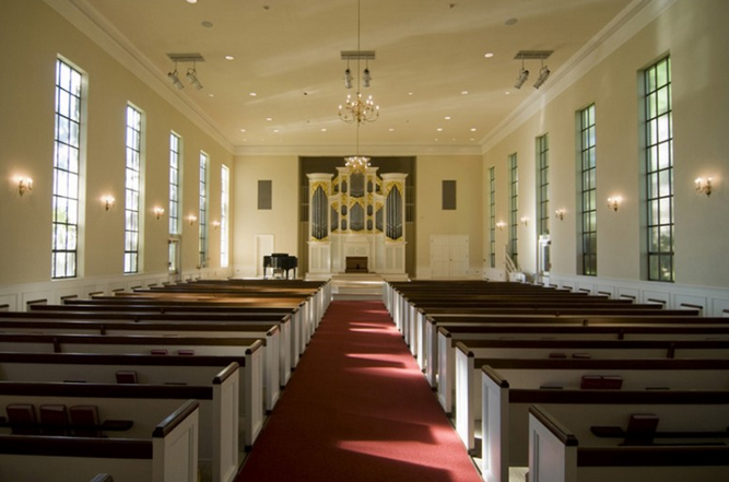 Tacoma Back Pages >> Kilworth Memorial Chapel · University of Puget Sound