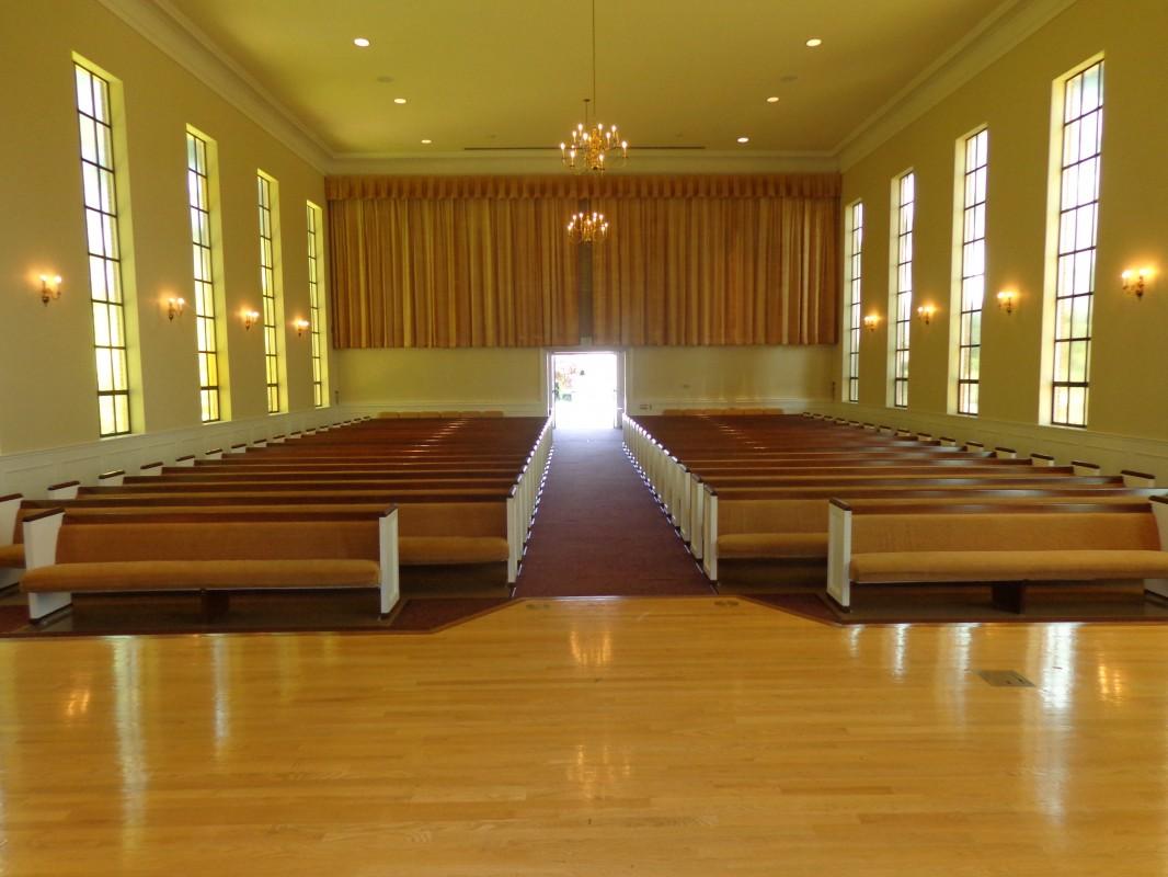 Chapel Spaces 183 University Of Puget Sound