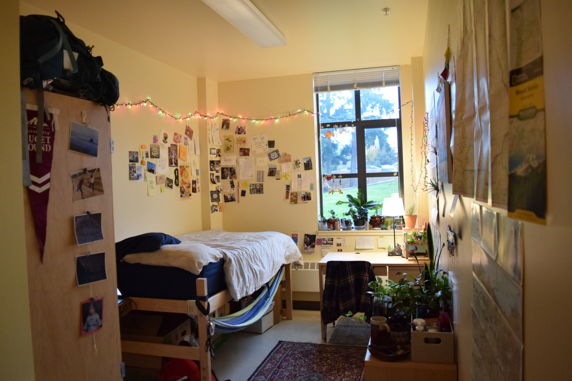Thomas Hall 183 University Of Puget Sound