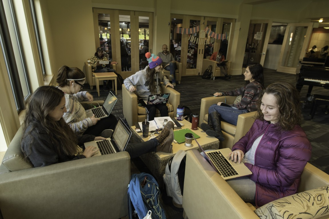 Tacoma Back Pages >> Student Union and Programs · University of Puget Sound