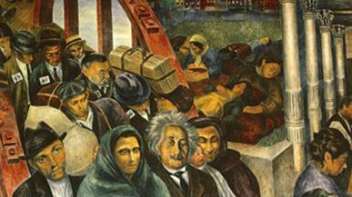 Ben Shahn's New Deal Mural